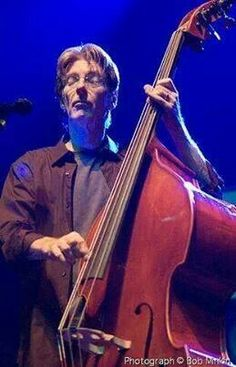 By far the most eclectic bass player on earth.