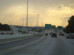 Tampa ~ this was a good traffic day:)