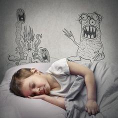 Ängste im Träumeland - Albträume bei Kindern  Kinder träumen sehr viel. Wesentlich mehr als Erwachsene. Dabei sind ihre Träume noch wesentlich intensiver, als bei uns Großen. Sie verarbeiten alles neu gesehene und gelernte über ihre Träume.