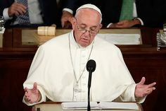 Pope Francis' speech to Congress: both moral and political (+video ...