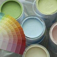 The color of the latex paint will dilute in the concrete mixture.