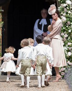 11 Special Moments You Likely Missed from Pippa Middleton's Wedding #RueNow