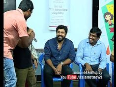 Actor Nivin Pauly chat with children 'Mutte Ponne ' summer camp in Kochi - YouTube