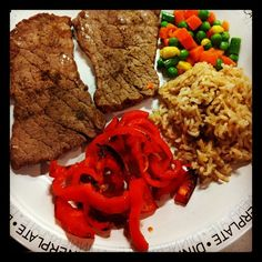 Photo by healthspecific Healthy Food, Healthy Recipes, Meal Planning, Beef, Meals, Cooking, Health Foods, Health Recipes, Meal