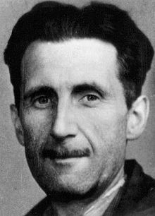 Do you know who this is? It's George Orwell. I've only read 1984 and Animal Farm, and they're both amazing!