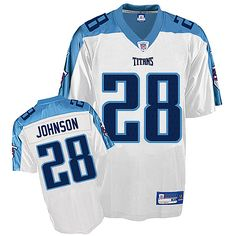 Reebok Tennessee Titans Chris Timmons 28 White Authentic Jerseys Sale