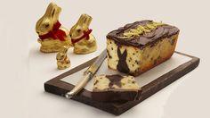 Easter Baking: Lemon Cake With Fudgy Bunny Centre Chocolate Fudge Cake, Chocolate Truffles, Cupcakes, Cupcake Cakes, Lemon Syrup Cake, Sweet Recipes, Cake Recipes, Easter Treats, Easter Cake