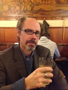 Jeffery Deaver, author of the excellent Lincoln Rhyme series in Germany on a book tour for his new James Bond book
