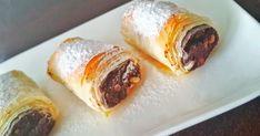 rulo karam,pratik tatlı,sağlıklı tatlı,baklava yufkasından nasıl tatlı yapılır,kolay tatlı nasıl yapılır,