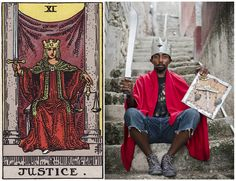 'The Ghetto Tarot': Haitian artists transform classic tarot deck into stunning real life scenes | Dangerous Minds