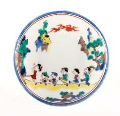 Japanese Style, Porcelain, Pottery, Plates, Display, Tableware, Crafts, Ceramica, Licence Plates