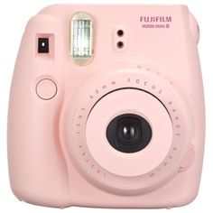 Fujifilm Instax Mini 8-- around $62.00 at best buy! i like it in either yellow, pink, blue, or white! :)