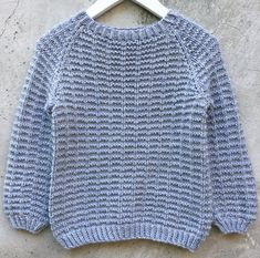 Image of WaffelSweater Str. Baby Cardigan Knitting Pattern, Knitting Patterns Free, Knitting For Kids, Baby Knitting, Knitted Baby Clothes, Raglan, Winter Collection, Knit Crochet, Men Sweater