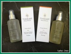 Sophia's Choice Green Lifestyle Blog: Therapi Honey Skincare Toner Review - #OrganicBeauty Week