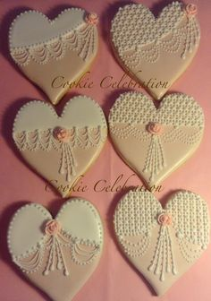 Dainty Hearts | Cookie Connection