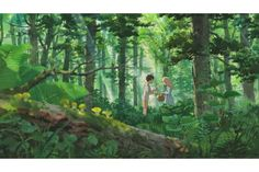Discover this amazing HD gallery of pictures from the next Studio Ghibli movie : When Marine Was There. See also : Tribute To Ghibli, 100 inspiring picture Art Studio Ghibli, Studio Ghibli Films, Hayao Miyazaki, Totoro, Movies In Color, When Marnie Was There, Secret World Of Arrietty, Graphisches Design, Color Script