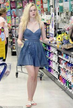 Chloe Moretz and Elle Fanning's fantastic personal style