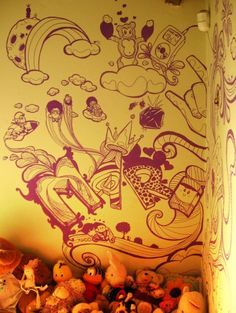 #wall #child #room Cool!