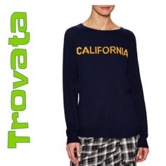 Cashmere CALIFORNIA sweater Really soft and a lovely colour and shape. BNWT. fits true to size. Travota Sweaters Crew & Scoop Necks