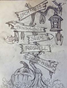 DAVE LOWE DESIGN the Blog: Sketchbook