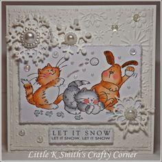 Little K Smith's Crafty Corner