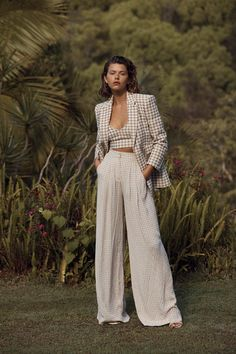 Online Fashion Boutique, Womens Fashion Online, Scanlan Theodore, Weekend Wear, Instagram Fashion, Gingham, Summer Outfits, Summer Clothes, Style Inspiration