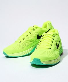 new arrivals 9c25b b55f2 Nike Lunarglide 6  Volt Nike Free Shoes, Nike Shoes, Men s Shoes, Me