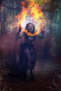 Burning Rage by Hoodpics  Photography & Artcore on 500px