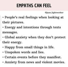 Empath Traits, Intuitive Empath, Empath Abilities, Psychic Abilities, Words Quotes, Life Quotes, Sayings, Empathy Quotes, Unspoken Words