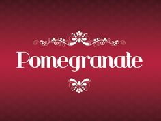 We created a classier brand for the Pomegranate erotic boutique that focused on the burlesque era.