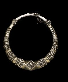 Jewellery, cast silver with chased and engraved decoration, Rajasthan, India, | circa early 20th century