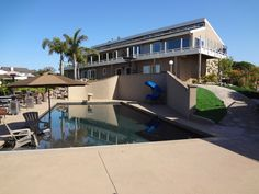 Santa Cruz Vacation Rental - VRBO 284536 - 6 BR Central Coast House in CA, Pool! 6 King Beds, Family Reunions 5 Star Estate -4200 Sq.Ft.- Ocean View