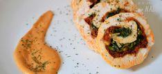 Pechugas de pollo rellenas de sobrasada, espinacas y queso | Cocina