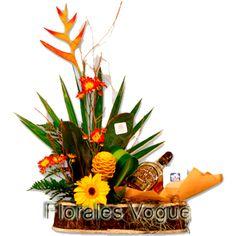 Guatemala: Florales Vogue: Exóticos: Exótico Especial con Lepa con Chivas: