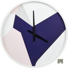 les 93 meilleures images du tableau horloge murale sur. Black Bedroom Furniture Sets. Home Design Ideas