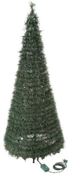 Pull Up Christmas Trees Decorated