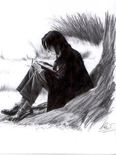 Young Severus Snape :)