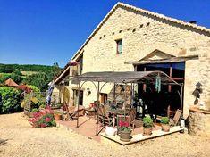 Chambres d'hôtes #Lot avec piscine chauffée à Carnac Rouffiac