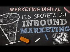 Les secrets de l'Inbound marketing en 4 étapes ou le Marketing entrant ( tout naturellement ) | Nice-applis.com
