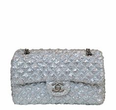 ba339c4316 Beautiful Chanel Limited Edition bag. Browse our full collection!  #baghunter Chanel Double Flap