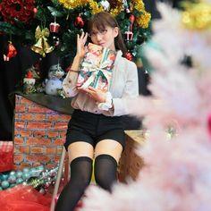 Merry X'mas!…Trick or Present(・ω・)