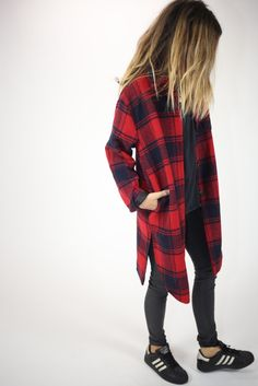 Spencer Plaid Jacket