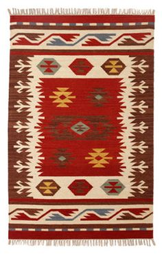 This Oriental Rug is Hand Knotted with Wool Pile and Cotton Foundation. This Rug has a Geometrical Design and its Main color is Orange. Hand Knotted Rugs, Woven Rug, Hand Weaving, Ancient Scripts, Bead Crochet Rope, Textiles, Crochet Blanket Patterns, Rugs On Carpet, Carpets