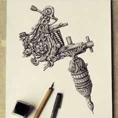 Tattoo Machine                                                       …