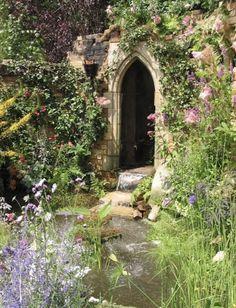The Secret Garden, Jardin Decor, Theme Nature, Nature Aesthetic, Dream Garden, Faeries, Pretty Pictures, Aesthetic Pictures, Fairy Tales