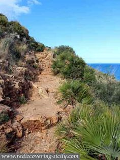 Zingaro NAture Reserve: Coastal Trail