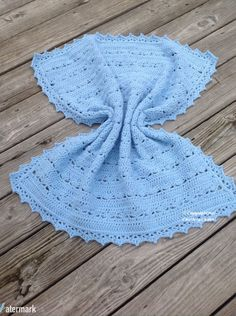 Simply Gorgeous Crochet Baby Blanket [Free Pattern]