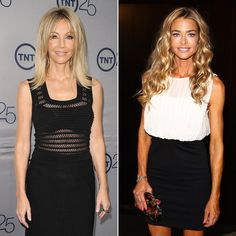 Pin for Later: Famous Friends Who Also Share Exes Heather Locklear and Denise Richards Both Dated . . .