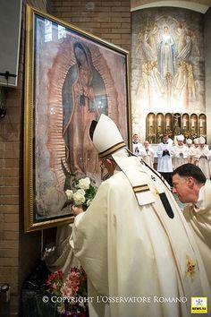 Pape François - Pope Francis - Papa Francesco - Papa Francisco  - Visit to North American College