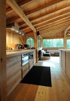 Les cabanes en bois Bartherotte Cap ferret via Nat et nature
